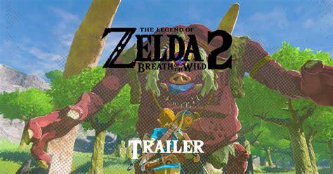 Breath of the Wild 2: Trailer - Hidden Teaser, Location of ...