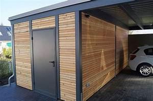 Carport Holz Modern : stabile sichere und moderne treppen bis ins dachgeschoss carport garage car ports and ~ Markanthonyermac.com Haus und Dekorationen