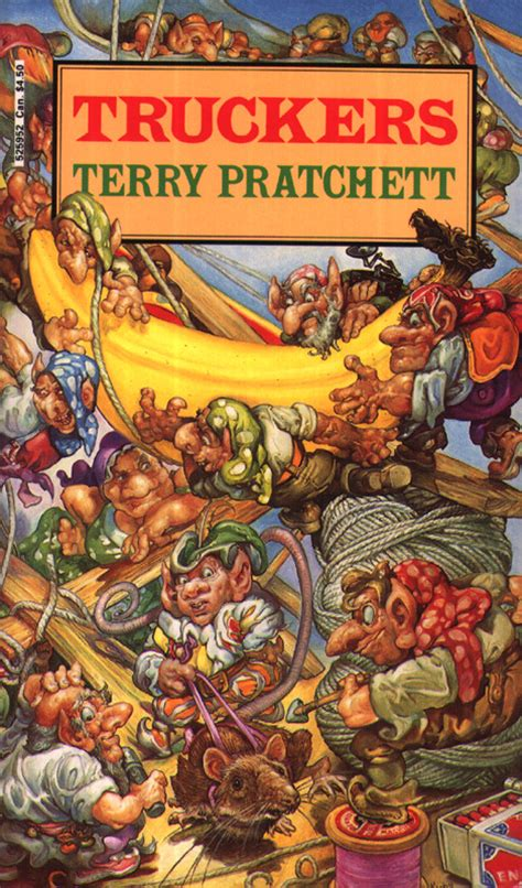 annotated pratchett file  truckers