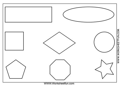 Coloring Shapes by Shapes Coloring Pages For Preschoolers Only Coloring Pages