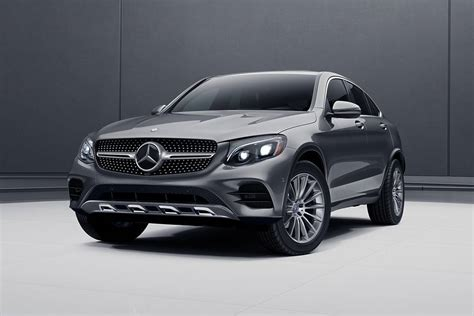 See design, performance and technology features, as well as models, pricing, photos and more. 2017 Mercedes-Benz GLC-Class Coupe SUV Pricing - For Sale | Edmunds