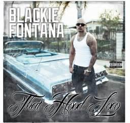 Blackie Fontana Hoodlum