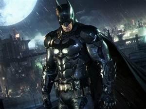 Photo Collection Batman Arkham Knight Batsuit