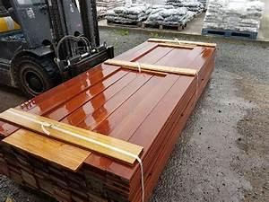 Planche De Pin Brut : lames de terrasse en azob dpi ~ Voncanada.com Idées de Décoration