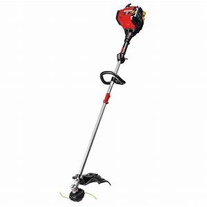 String Trimmer Gas Powered 30cc 4 Cycle Straight