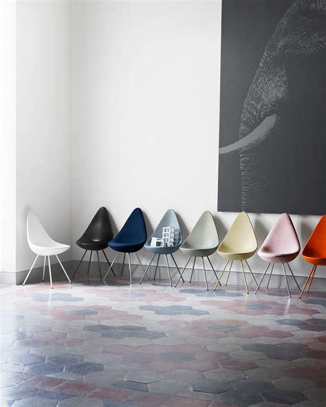chaise jacobsen drop chair reintroduced by fritz hansen design