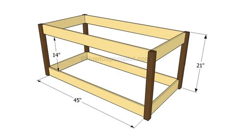 build  toy box build  bunk bed plans
