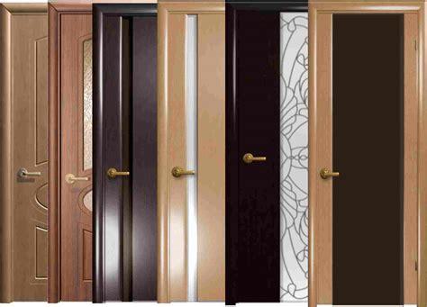 Материалы применяемые для изготовления межкомнатных дверей