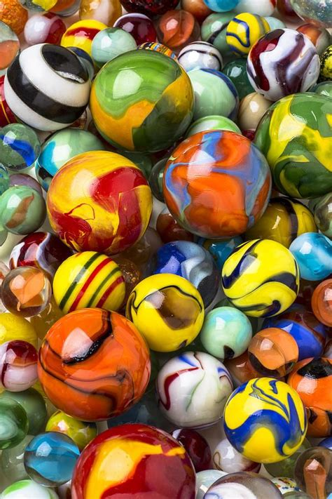 colorful marbles colorful glass marbles photograph by gary marbles