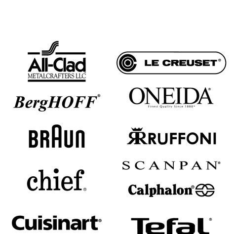 logos vector cookware