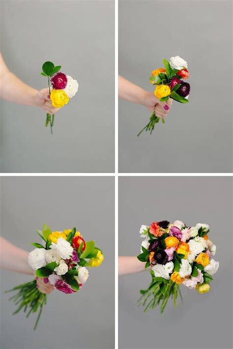 How To Make A Diy Wedding Bouquet From Start To Finish