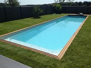 Couloir De Nage En Kit : profiter des joies de la baignade avec une piscine en polyester sem jardin ~ Preciouscoupons.com Idées de Décoration