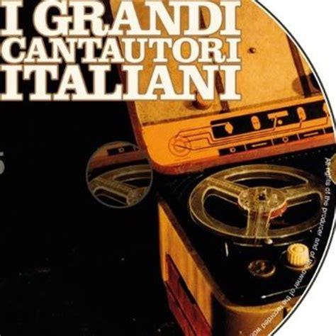 Cantautori Italiani (cd14)  Mp3 Buy, Full Tracklist