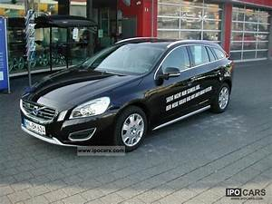 Volvo V60 Summum : 2010 volvo v60 d5 summum vollausstattung car photo and specs ~ Gottalentnigeria.com Avis de Voitures