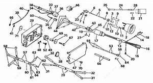 Evinrude 1989 110  Tilt Electrical