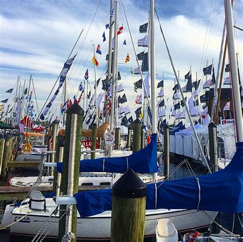 Annapolis Spring Sailboat Show Hours by Annapolis Boat Show The Perfect Weekend Getaway 12 186 West