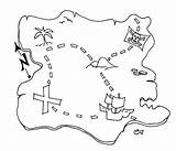 Treasure Coloring Pirate Map Pages Awesome Play Maps Template Printable Pirates Kidsplaycolor Sheets sketch template