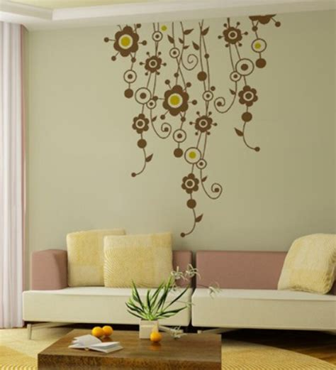 wall decor wall decor floral vines wall sticker by wall decor