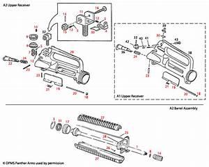 Upper Receiver  U0026 Barrel Assembly  All Models