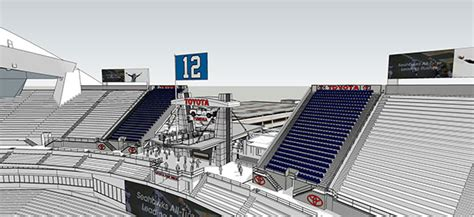 toyota fan deck tickets nfl les seattle seahawks ajoutent 1 000 places dans leur