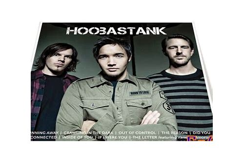 download lagu hoobastank escape