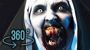 VIDEO 360: SCARY NUN - Google Cardboard Horror VR Video ...  Scary