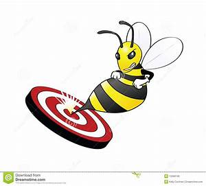 Wasp clipart bee sting - Pencil and in color wasp clipart ...