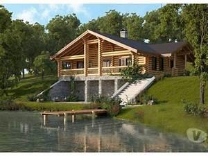 Maison Rondin Bois : maison en rondin de bois prix digpres ~ Melissatoandfro.com Idées de Décoration