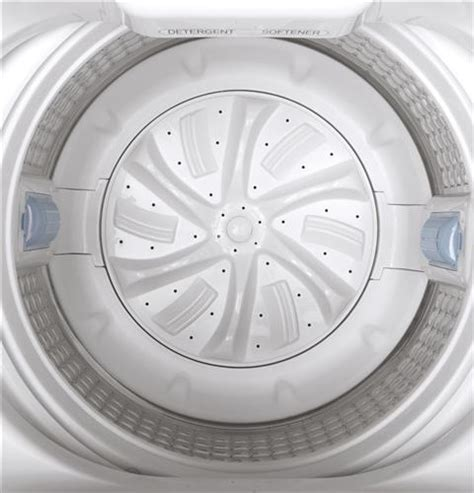 ge gnwpsmww space saving  doe cu ft capacity portable washer  stainless steel