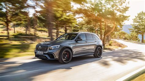 Mercedes Glc Class Wallpapers by Mercedes Amg Glc 63 Wallpapers Wallpaper Cave