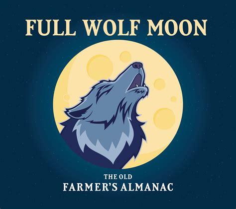 full wolf moon eclipse full moon  january