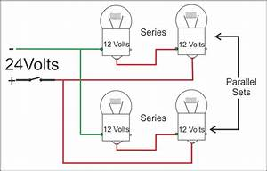 How To Wire 12-volt Lights To A 24-volt System