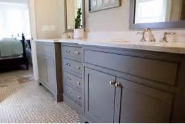 Gray Bathroom Vanities Cottage Bathroom Urban Grace Interiors Single Bathroom Vanity Urban Gray Gray Bathroom Vanities Gray 42 Inch Single Sink Bathroom Vanity In Chilled Gray UVACBROOKSV42CG42 Gray Bathroom Vanities Contemporary Bathroom Pratt And Lambert