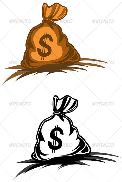 money bag designs money bag graphicriver