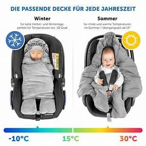 Einschlagdecke Babyschale Sommer : baby einschlagdecke mit f en sommer leichte decke f r ~ Watch28wear.com Haus und Dekorationen