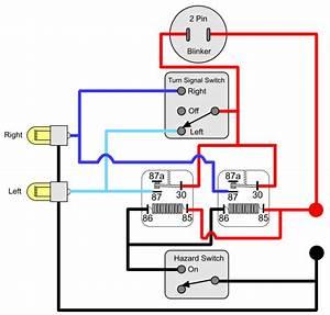 Turn Signal Brake Light Wiring Diagram