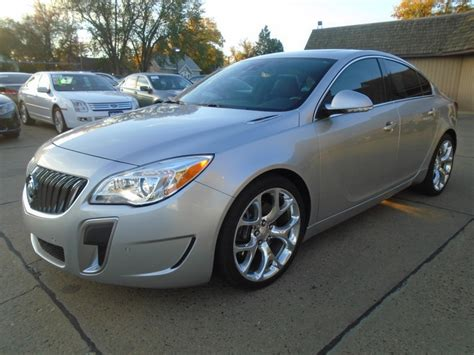 Buick Regal Gs Used by 2015 Buick Regal Gs City Nd Heiser Motors