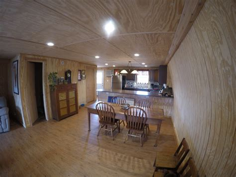 pictures  floor plans   arched cabins