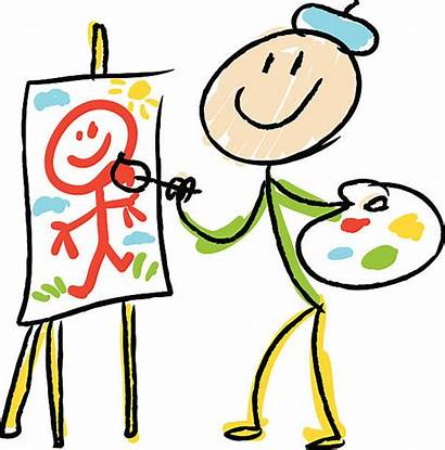 Artist Stick Clip Painter Illustrations Similar