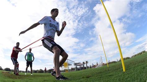 River completa el segundo entrenamiento en Orlando - AS ...