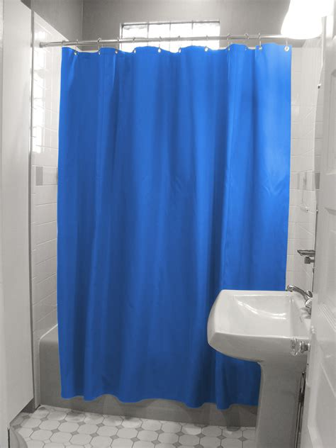blue shower curtain shower curtain blue furniture ideas deltaangelgroup