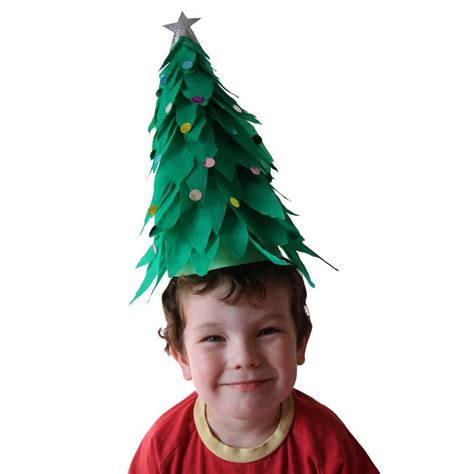 how to make christmas hats tree crepe paper hat by jellyfish jelly crepe paper tissue paper ideas