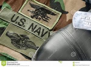 Uniform Of Navy SEAL Stock Photo - Image: 18247610