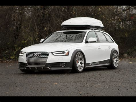 Rpi Equipped! Audi A4 Allroad Quattro [2012] ( ȇ�動車