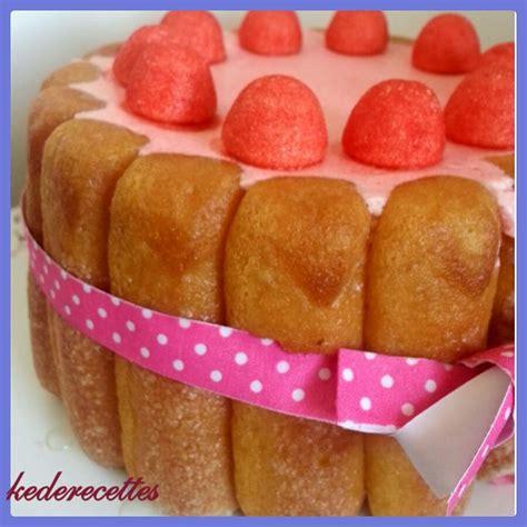 dessert aux fraises tagada verrine mousse fraises tagada recette