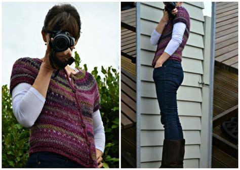 Top-Down Crochet Sweater Patterns Free