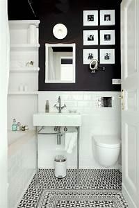 Wandfarbe Für Bad : tipps f r kleine badezimmer hier im westwing magazin ~ Michelbontemps.com Haus und Dekorationen