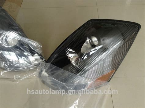 heavy truck volvo dot light assembly and chrome