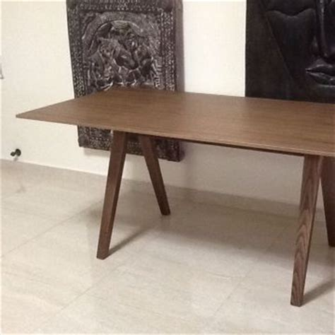 dining room tables ikea ikea dining table quot stockholm quot furniture on carousell 6713