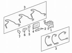 Chevrolet Monte Carlo Engine Camshaft Position Sensor